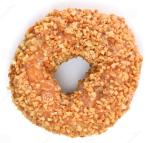 peanut doughnut